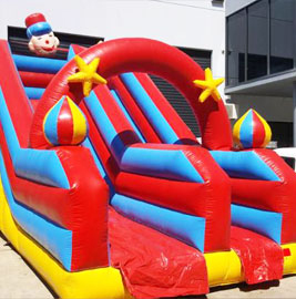 CLOWN SLIDE