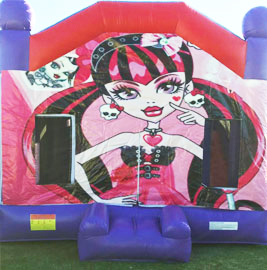 MONSTER HIGH 1(5 IN 1 COMBO)