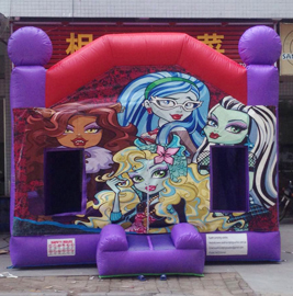 MONSTER HIGH (5 IN 1 COMBO)