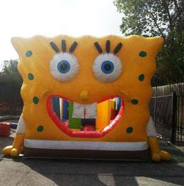 Sponge Bob Obstacles