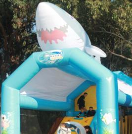 SHARK COMBO