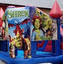 SHREK 2 COMBO