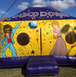 ADULT DISCO DOME