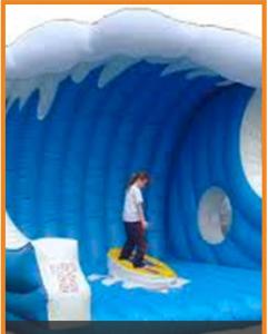 Surfing stimulator